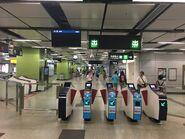 Ho Man Tin exit gate 30-09-2019