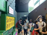 Hong Kong Tramways World Record Pop-Up Store tram place name board 21-08-2021(5)