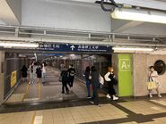 Hung Hom to Exit A1 16-09-2021