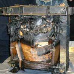 2007年西鐵列車電壓交感器起火事故