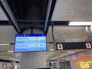 Hong Kong Station PIDS 13-10-2021