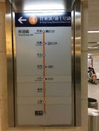 Hong Kong Tung Chung Line route map prepare for Express Rail and Tuen Ma Line begin operation