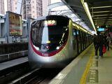 港鐵屯馬綫中國製列車