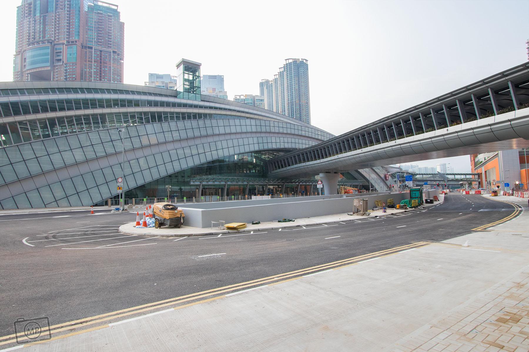香港西九龍站