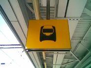 KCR style SP1900 logo board 27-09-2009
