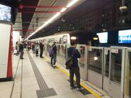 C Train MTR Kwun Tong Line in 2015(2)