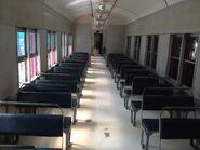 KCR Train car 276 compartment 13-04-2015