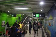 SOH escalator L2-L1