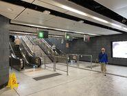 Kai Tak to Exit A escalator 14-02-2020