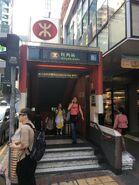 Mong Kok Exit B2 23-08-2019
