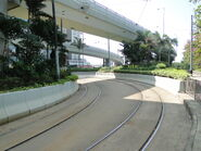 Tram WS Depot Entrance Rail 1
