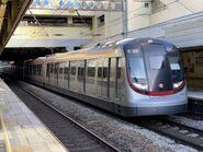 D027-D025 MTR East Rail Line 11-07-2021