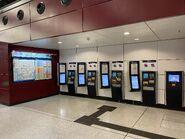 Hung Hom new ticket machine 20-06-2021