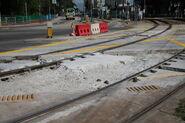 LRT Rail Repair Lung Mun Road-5