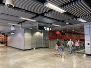 Tsuen Wan West to concourse escatlator 06-06-2020