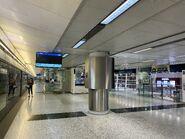 Airport Station(Hong Kong) platform 07-08-2021(1)