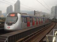 008 Ma On Shan Line(IKK Train) 18-03-2017