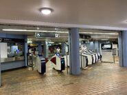 Kowloon Tong entry gate 04-09-2021
