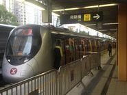 D521 Ma On Shan Line 19-11-2016