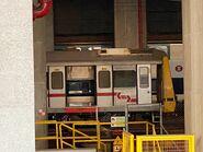 KCR Metro Cammell train door(Light version) 17-08-2021