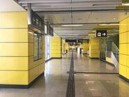 Wong Chuk Hang concourse 04-01-2020