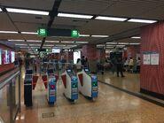 Mong Kok exit gate 19-09-2019