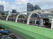 A516-A515(015) MTR South Island Line 26-01-2020