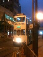 Hong Kong Tramways 16 Kennedy Town to Happy Valley 23-04-2014