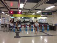 East Tsim Sha Tsui exit gate 26-06-2015