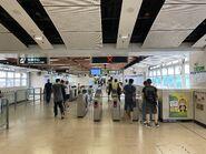 Fo Tan entry gate 06-07-2020