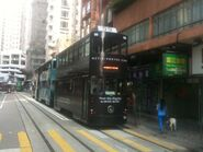 Hong Kong Tramways 99(149) Happy Valley to Kennedy Town 01-11-2014