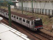 M Train Tsuen Wan Line 27-02-2015