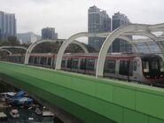 A516(001) MTR South Island Line 07-04-2017