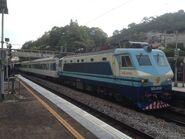 SS80192 Guangdong-Kowloon Through Train(Guangzhou Railway (Group))