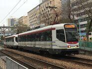 1056 plus 1019 MTR Light Rail 706 08-12-2018