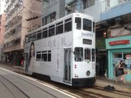 Hong Kong Tramways 174 Kennedy Town to Happy Valley