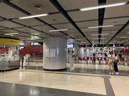 Tsuen Wan West concourse 26-07-2021