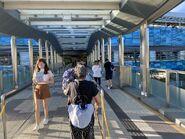 Ocean Park Station Exit B corridor 08-09-2021(2)