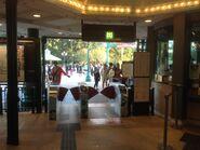 Disneyland Resort exit gate 2