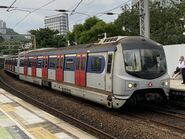 E94-E64 MTR East Rail Line 14-09-2020