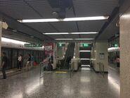 Yau Ma Tei Tsuen Wan Line platform 27-09-2019