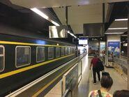 Hung Hom Intercity Through Train platform