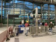 Hung Hom prepare new concourse 23-12-2020(3)