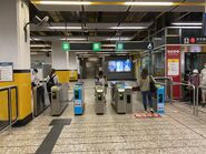 Kwai Hing exit gate 06-10-2020