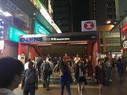 Mong Kok Exit E1 26-09-2019