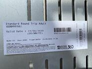 Ngong Ping 360 Cable Car ticket 22-06-2020