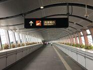 West Kowloon Station footbridge 2