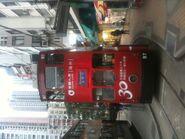 Hong Kong Tramways 97 Happy Valley to Shau Kei Wan 21-03-2014