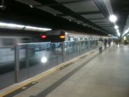 M Train MTR Tsuen Wan Line 20-01-2015