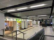 Diamond Hill Tuen Ma Line Phase 1 concourse 15-08-2020
